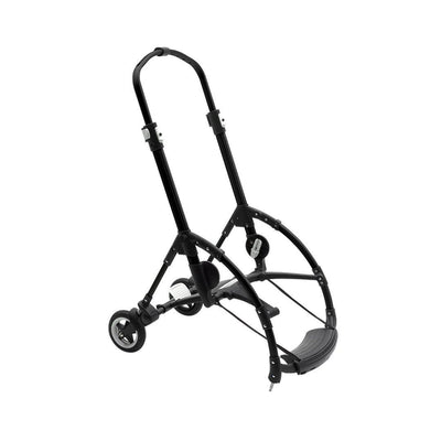 Bugaboo Bee5 Chassis - Black-Stroller Frames- Natural Baby Shower
