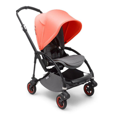 Bugaboo Bee5 Complete Pushchair - Coral-Strollers- Natural Baby Shower