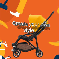 Bugaboo Bee5 - mix, match & show your style
