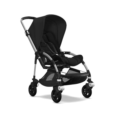 Bugaboo Bee5 Pushchair - Black-Strollers-Aluminium-None-Black- Natural Baby Shower