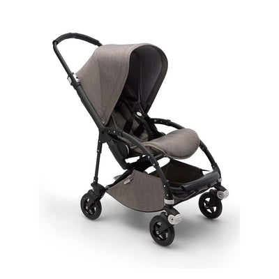 Bugaboo Bee5 Pushchair - Mineral Taupe + Black-Strollers- Natural Baby Shower