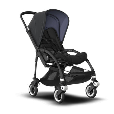Bugaboo Bee5 Pushchair - Stellar-Strollers-Black- Natural Baby Shower