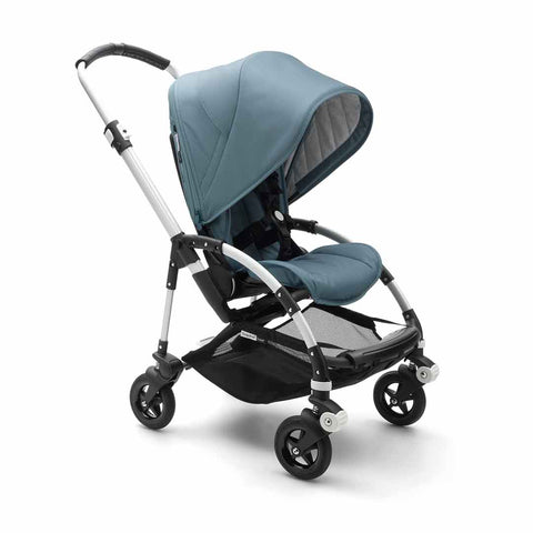 Bugaboo Bee5 Pushchair - Track + Aluminium-Strollers- Natural Baby Shower