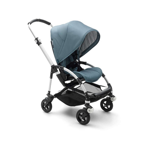 Bugaboo Bee5 Style Set Complete - Track-Colour Packs- Natural Baby Shower