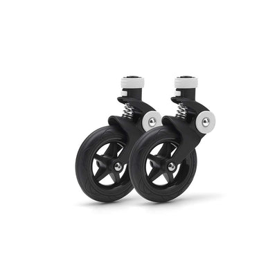 Bugaboo Bee5 Wheel Caps - Reflective-Stroller Wheels- Natural Baby Shower