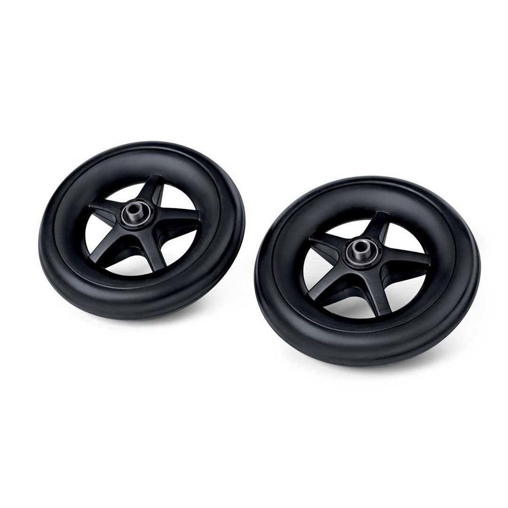 Bugaboo Cameleon3 6inch Front Wheels Replacement Set-Spare Wheel Parts- Natural Baby Shower