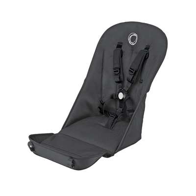 Bugaboo Cameleon3 Seat Fabric - Dark Grey-Stroller Seats- Natural Baby Shower