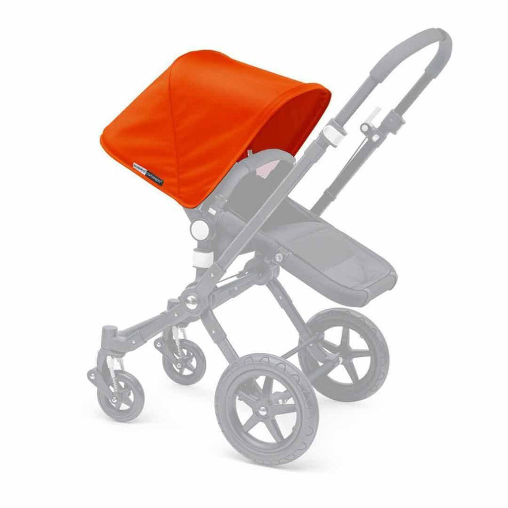 Bugaboo Cameleon3 Sun Canopy - Orange-Sun Covers- Natural Baby Shower