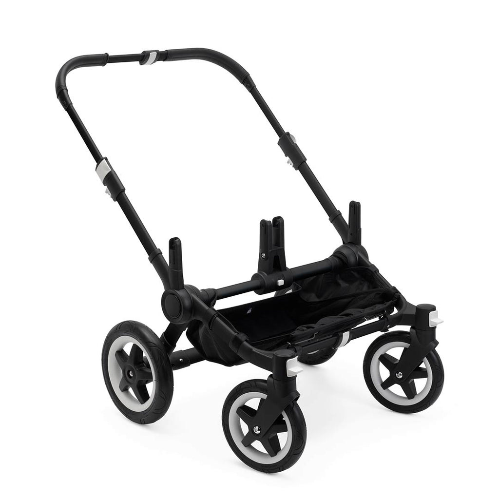 Bugaboo Donkey2 Base - Black-Stroller Frames- Natural Baby Shower