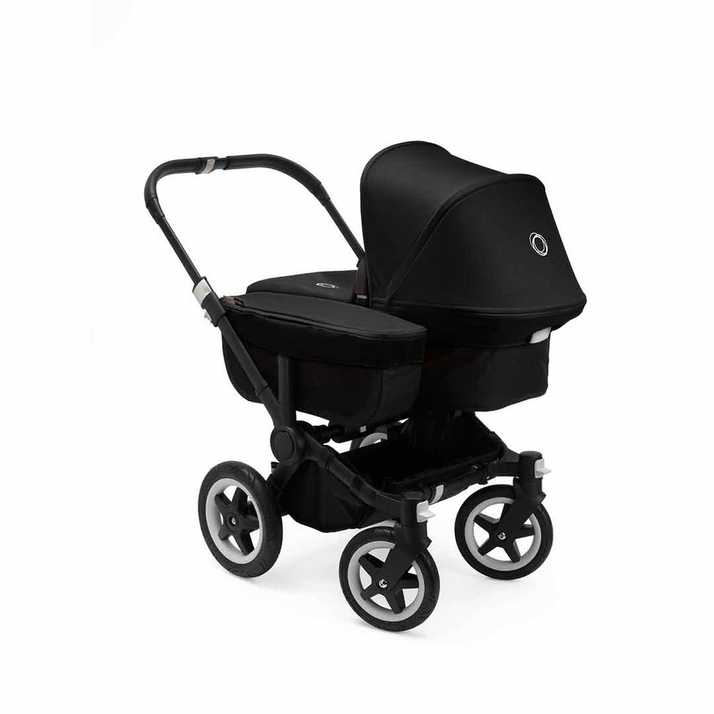 Bugaboo Donkey2 Mono Pushchair Black with Black