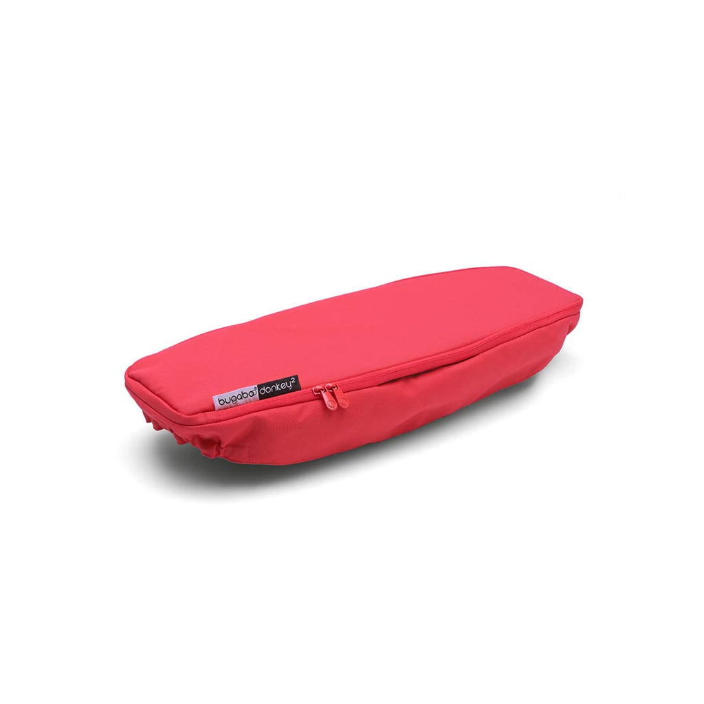 Bugaboo Donkey2 Side Luggage Basket Cover - Neon Red-Colour Packs- Natural Baby Shower