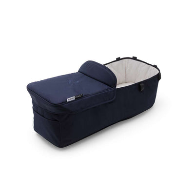 Bugaboo Donkey3 Classic Carrycot Fabric Complete - Dark Navy-Carrycots- Natural Baby Shower