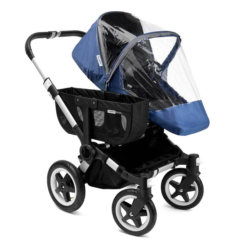 Bugaboo Donkey/Buffalo High Performance Raincover - Sky Blue-Raincovers- Natural Baby Shower