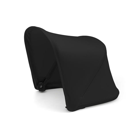Bugaboo Fox Extendable Sun Canopy - Black