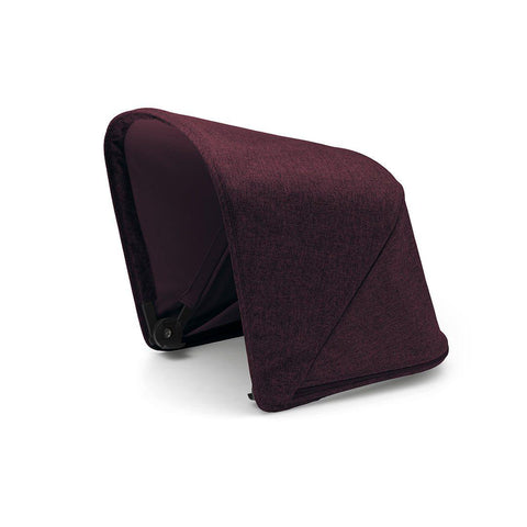 Bugaboo Fox Extendable Sun Canopy - Red Melange