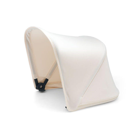 Bugaboo Fox Extendable Sun Canopy - Fresh White