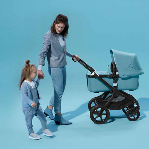 Bugaboo Fox Pushchair - Aluminium with Track-Strollers- Natural Baby Shower