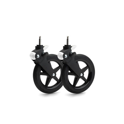 Bugaboo Fox Wheel Caps - Glossy Black
