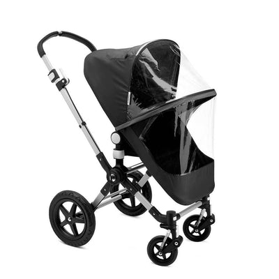 Bugaboo Fox/Cameleon3 High Performance Raincover - Black-Raincovers- Natural Baby Shower