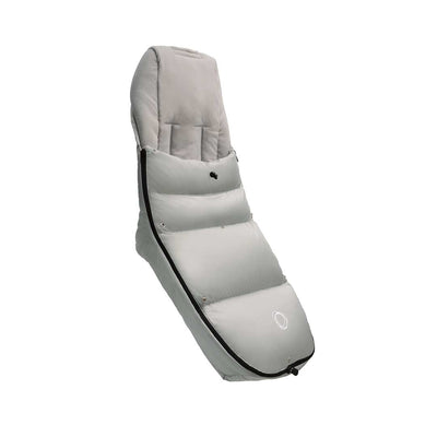 Bugaboo High Performance Footmuff+ - Arctic Grey-Footmuffs- Natural Baby Shower