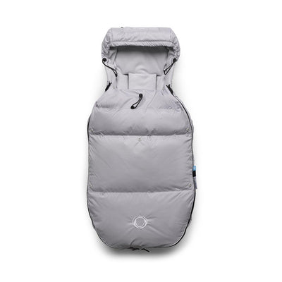 Bugaboo High Performance Footmuff+ - Misty Grey-Footmuffs- Natural Baby Shower