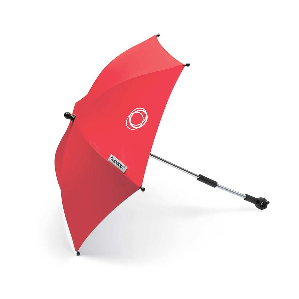 Bugaboo Parasol+ - Neon Red-Parasols- Natural Baby Shower