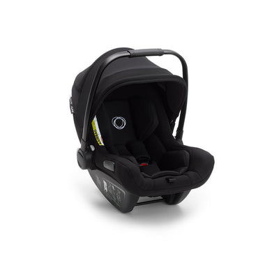 Bugaboo Turtle Air by Nuna Car Seat - Black-Car Seats- Natural Baby Shower