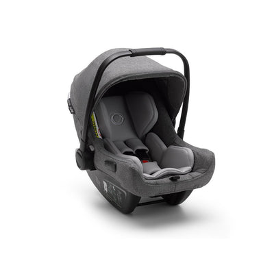Bugaboo Turtle Air by Nuna Car Seat - Grey-Car Seats- Natural Baby Shower