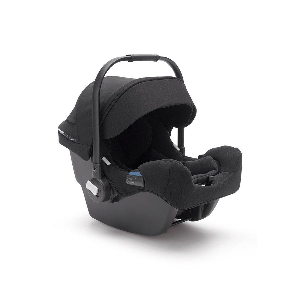 Bugaboo Turtle by Nuna Car Seat & Adapters - Donkey Mono-Car Seats- Natural Baby Shower