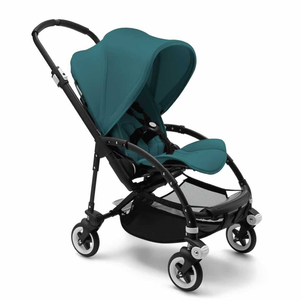 Bugaboo Bee3 Modern Pastel Pushchair in Petrol Blue