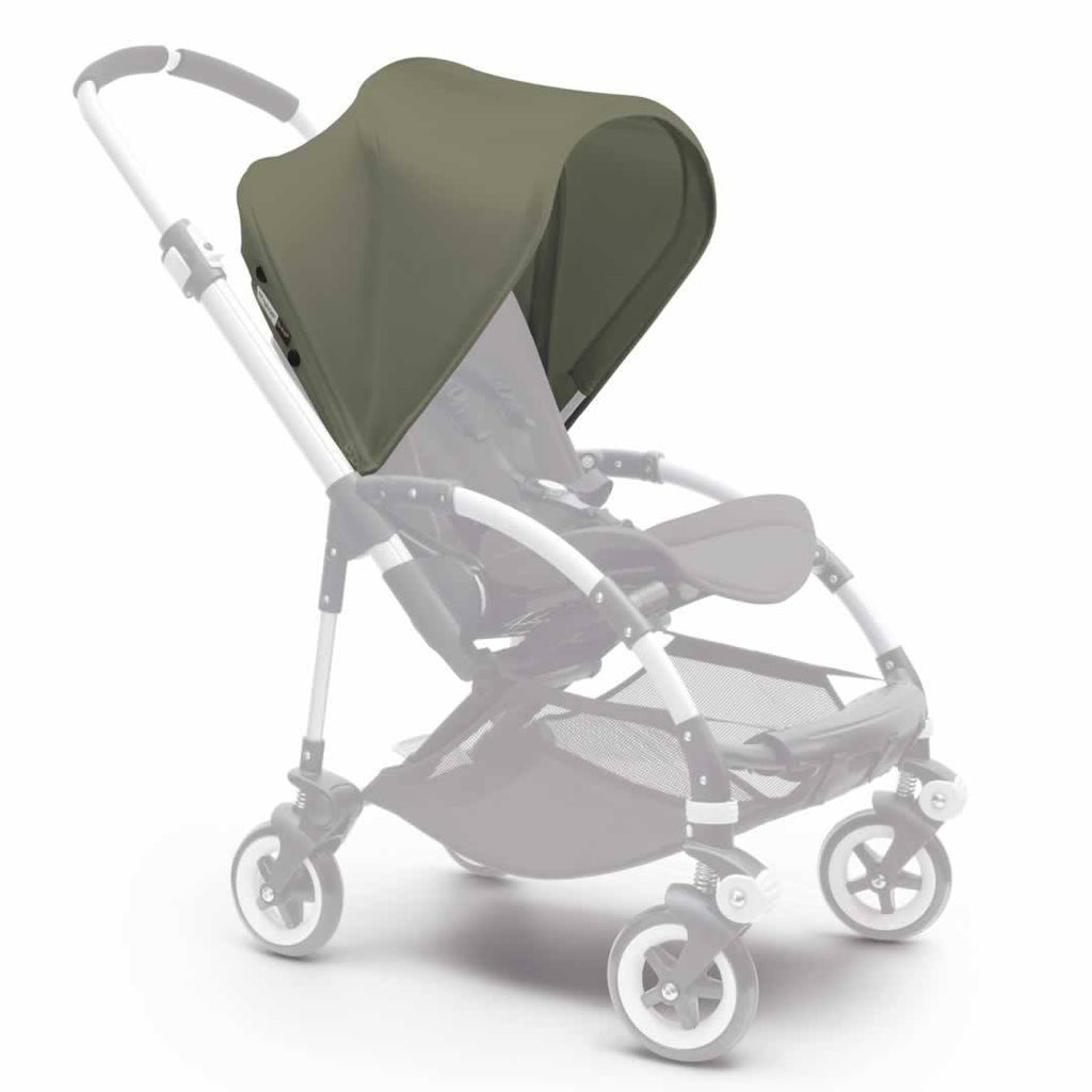 Bugaboo Bee3 Sun Canopy in Dark Khaki