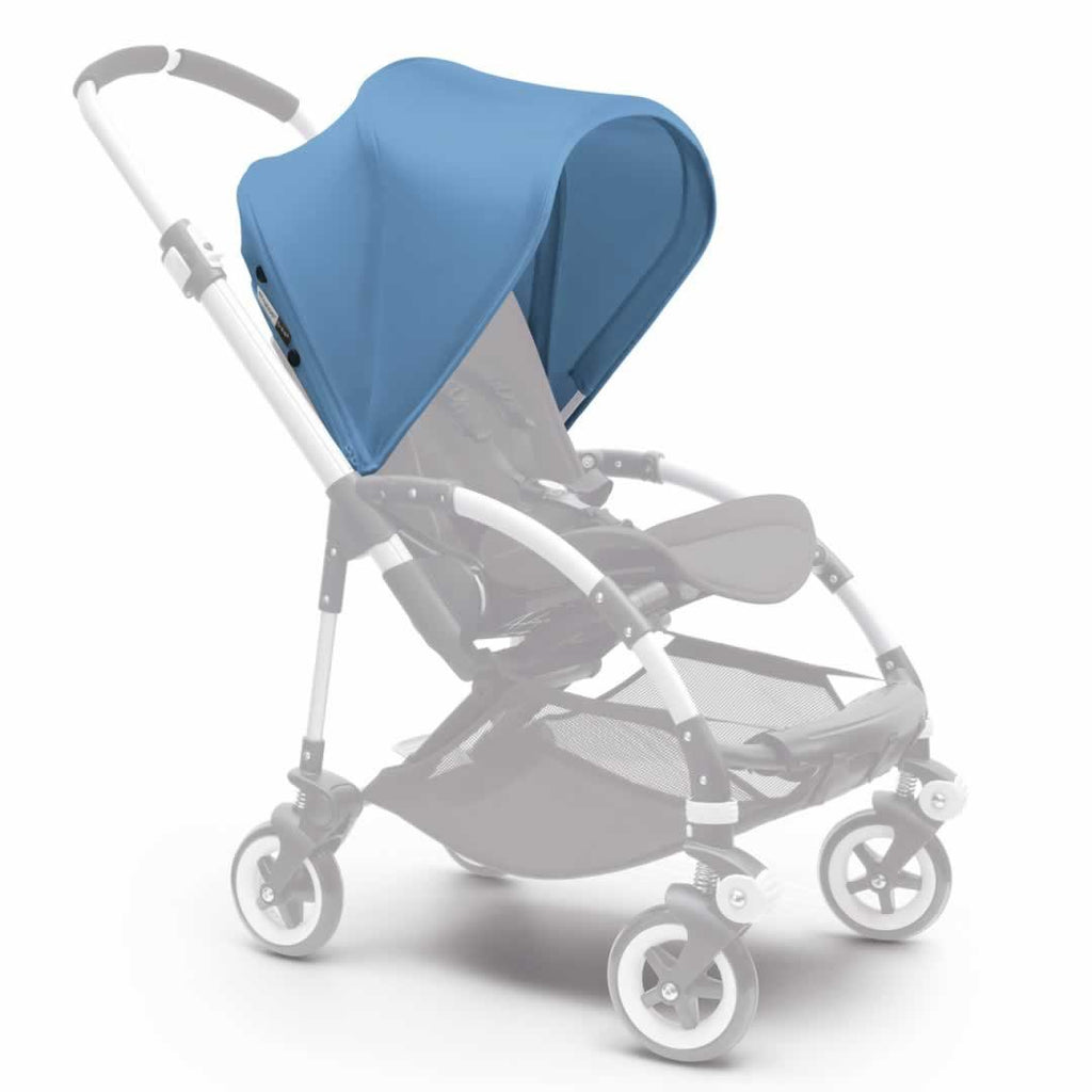 Bugaboo Bee3 Sun Canopy in Ice Blue