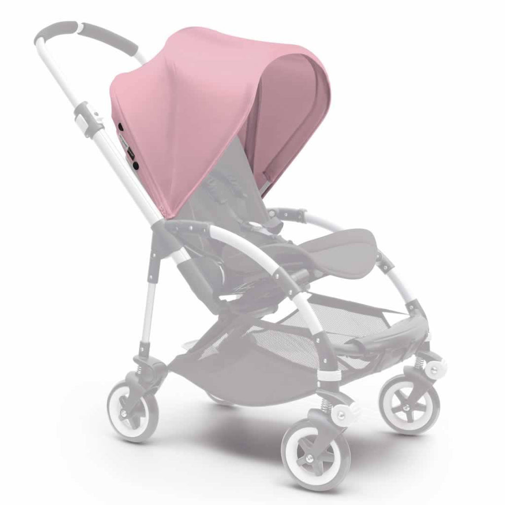Bugaboo Bee3 Sun Canopy in Soft Pink