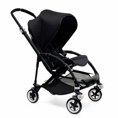 Bugaboo Bee3 Pushchair Black with Black