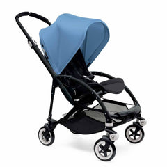 Bugaboo Bee3 Pushchair Black, Ice Blue & Black
