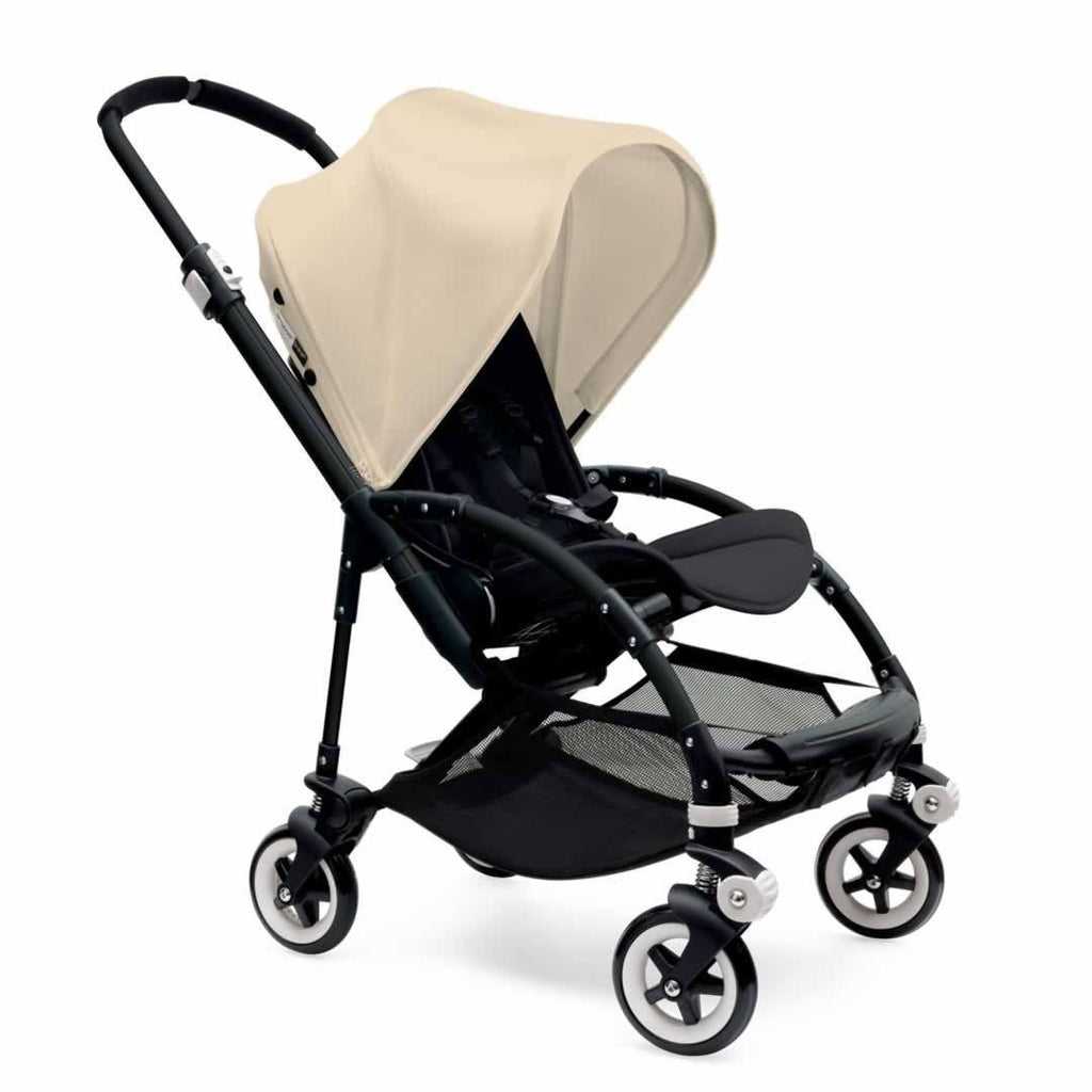 Bugaboo Bee3 Pushchair Black, Off White & Black
