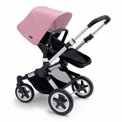 Bugaboo Buffalo Pushchair in Soft Pink with Aluminium