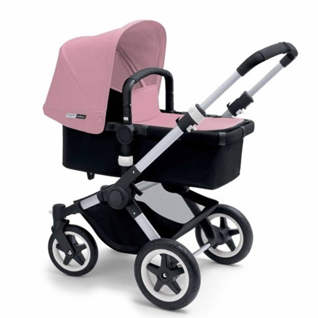 Bugaboo Buffalo Pushchair Soft Pink with Aluminium