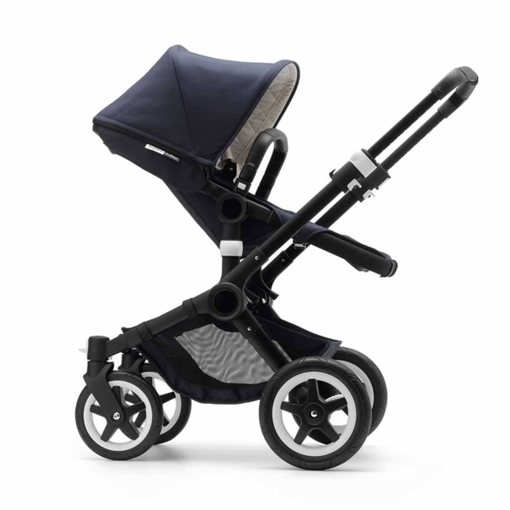 Bugaboo Buffalo Classic+ Pushchair - Navy Side