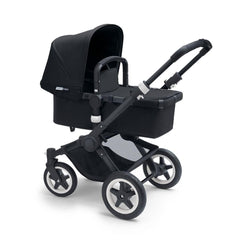 Bugaboo Buffalo+ Pushchair in Black with Black