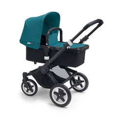 Bugaboo Buffalo+ Pushchair in Petrol Blue with Black
