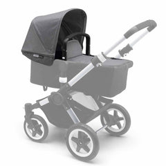 Bugaboo Buffalo Tailored Fabric Set in Grey Melange