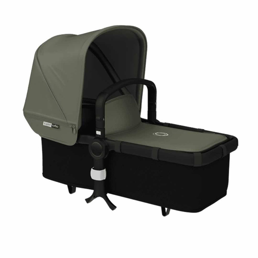 Bugaboo Buffalo Tailored Fabric Set - Dark Khaki - Colour Packs - Natural Baby Shower