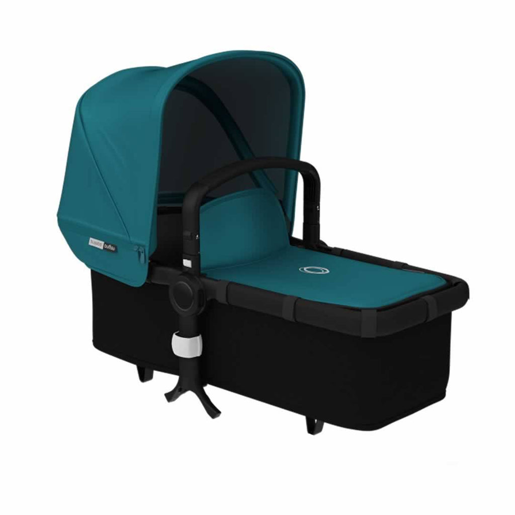 Bugaboo Buffalo Tailored Fabric Set - Petrol Blue - Colour Packs - Natural Baby Shower