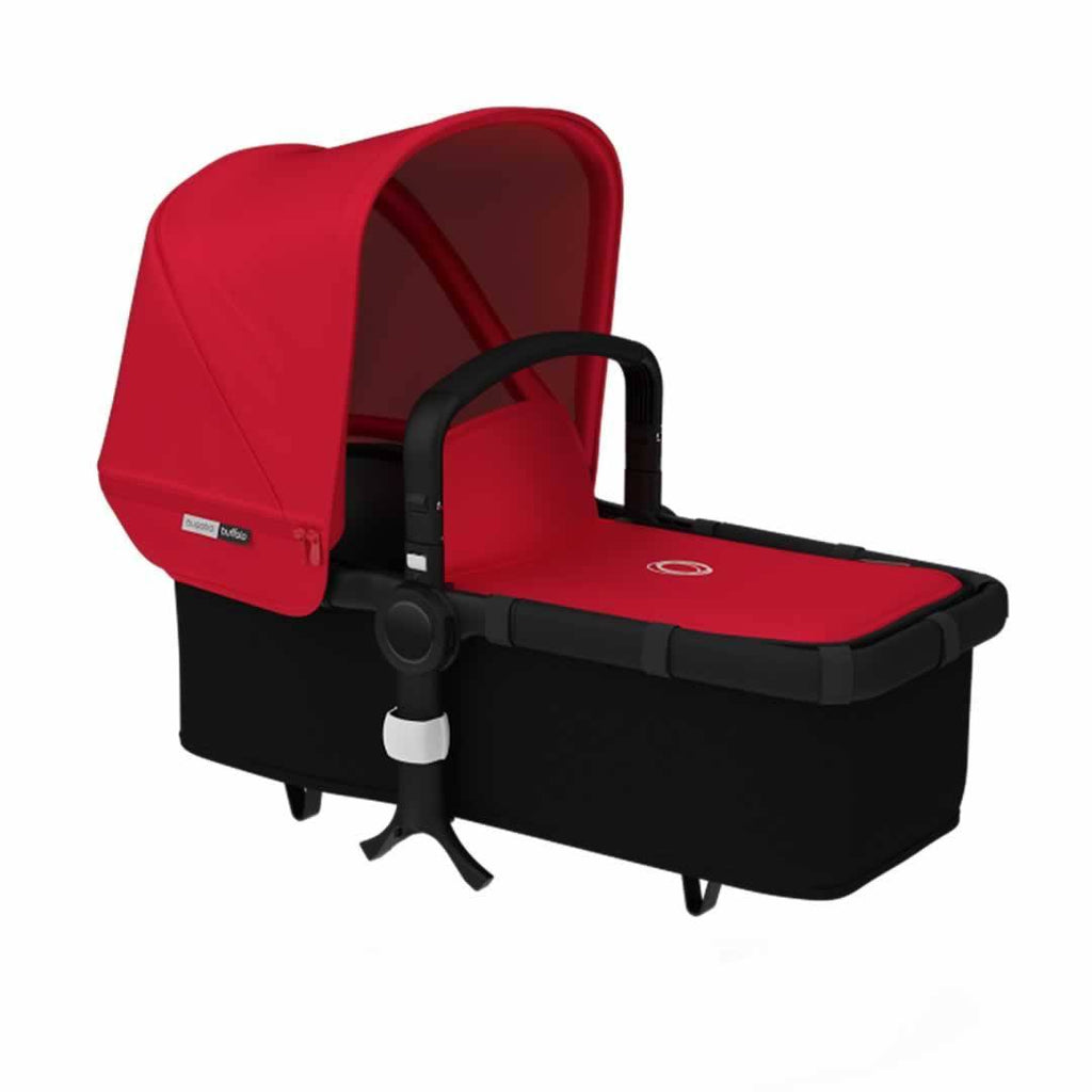 Bugaboo Buffalo Tailored Fabric Set - Red - Colour Packs - Natural Baby Shower