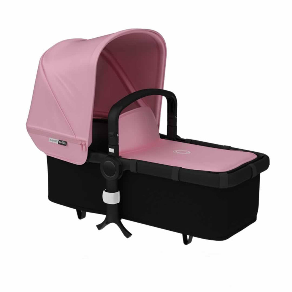 Bugaboo Buffalo Tailored Fabric Set in Soft Pink