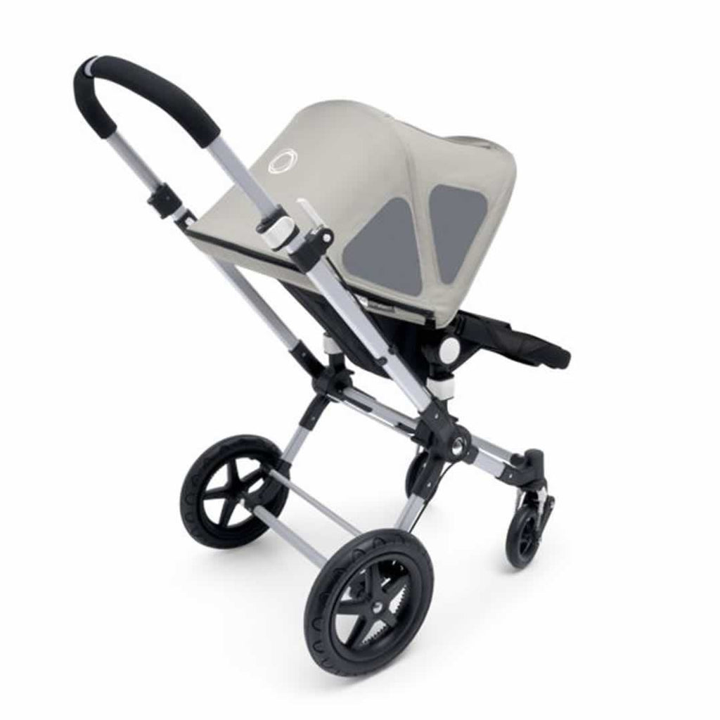 Bugaboo Fox/Cameleon3 Breezy Sun Canopy - Arctic Grey-Sun Covers- Natural Baby Shower