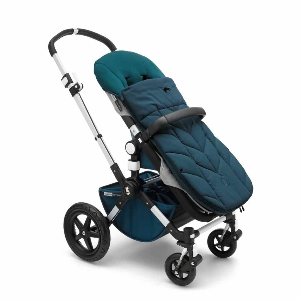 Bugaboo Cameleon3 Elements Footmuff on Pushchair