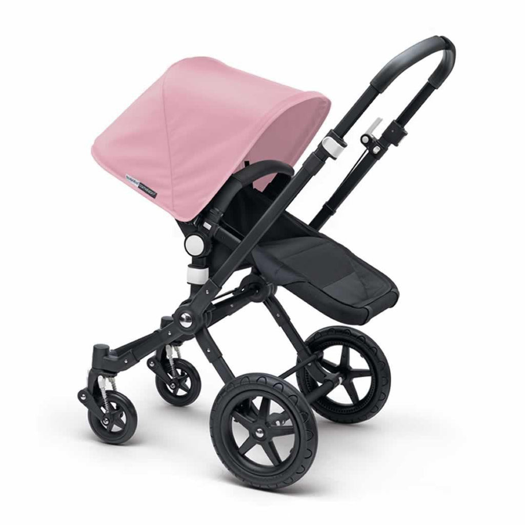 Bugaboo Cameleon3+ Pushchair - Black + Black Soft Pink
