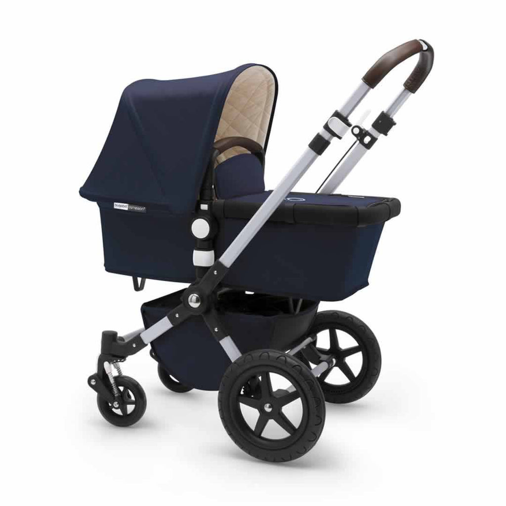 Bugaboo Cameleon3 Pushchair Classic+ Navy Carrycot